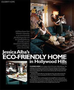 Eco-Friendly Home in Hollywood Hills