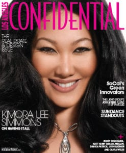 Los Angeles Confidential Magazine - The Real Estate & Design Issue