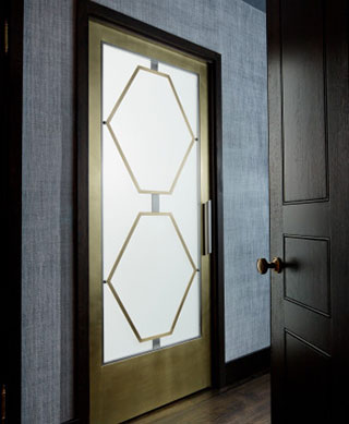 The Megeve Door