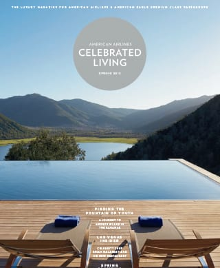 American Airlines Celebrated Living