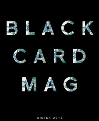 Black Card Magazine