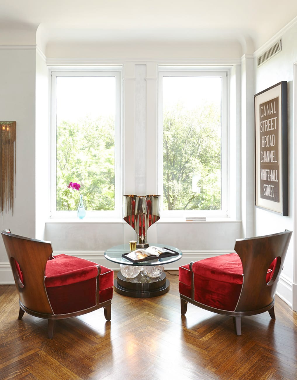 Banderas | Griffith NYC - Kari Whitman Interior Design New