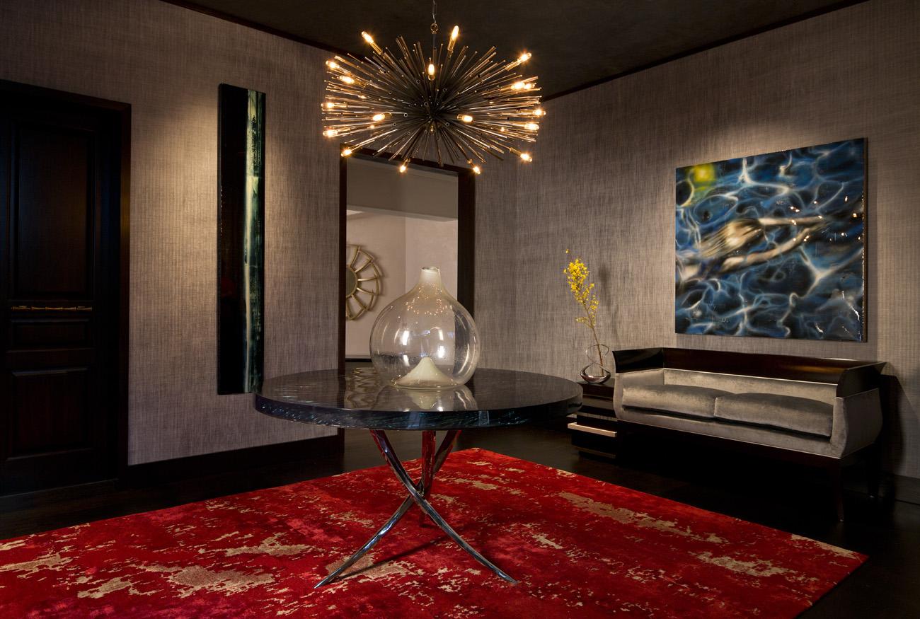 Dallas estate kari whitman interior design dallas tx - Interior design dallas texas ...
