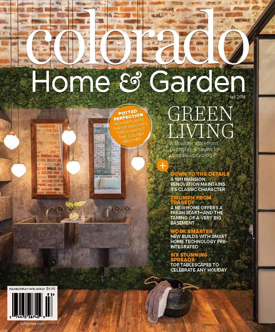 Denver Life- Colorado Home & Garden